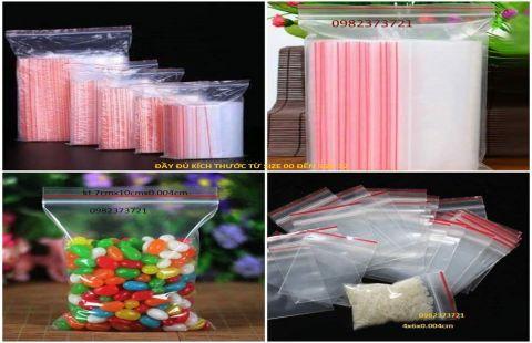 Hoàng Hà pro sản xuất và TM các loại túi zipper chất lượng tốt giá cả phải chăng và in ấn logo thương hiệu theo yêu cầu.