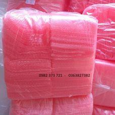 Túi xốp khí chống tĩnh điện hồng đỏ