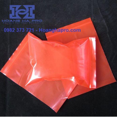 Túi Zipper Màu
